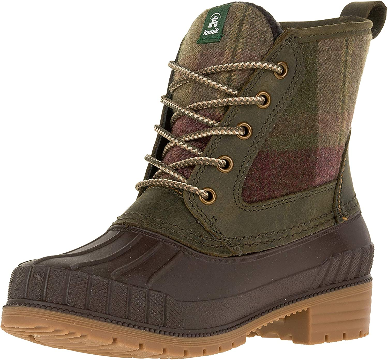 Detroit Mall Kamik Women's Ankle Max 67% OFF EU 37 Boots