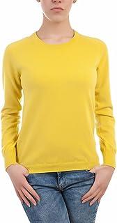Lagnamelagna Cachemire - La74 - T-Shirt Manica Lunga 100% in Puro Cashmere Certificato. Fatto artigianalmente in Italia.