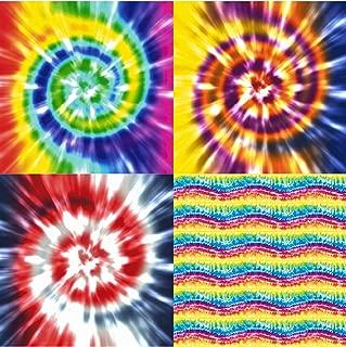 rainbow tie dye htv