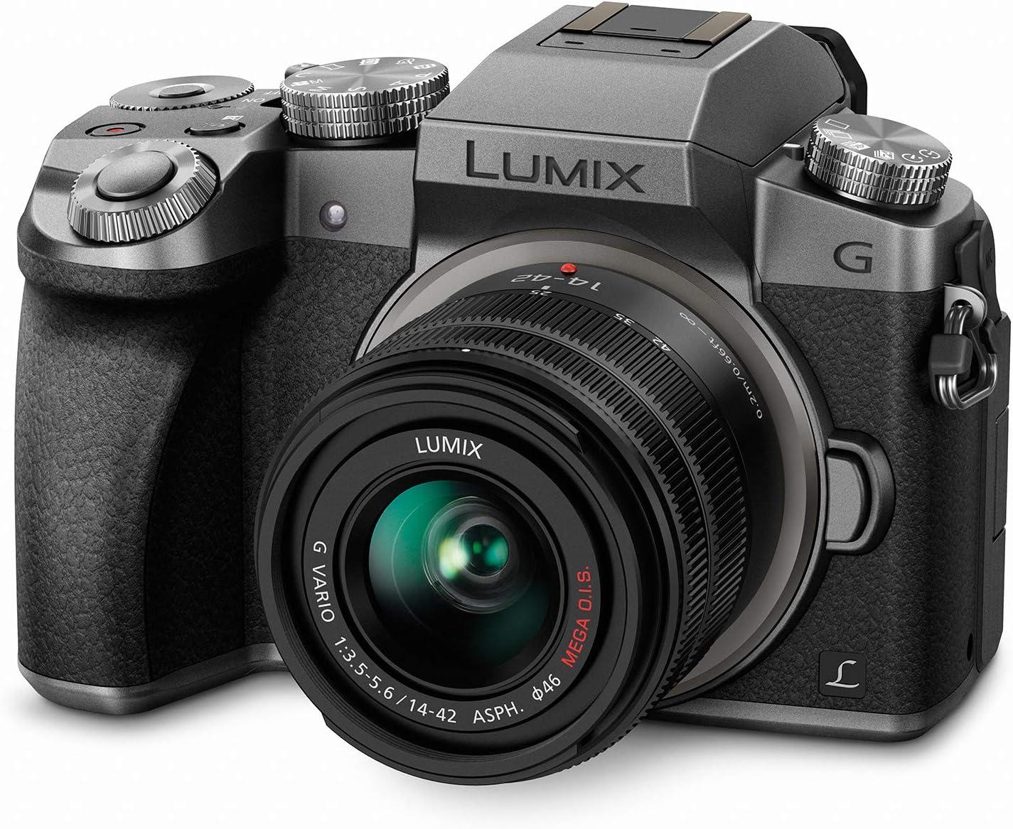 Panasonic Free Shipping Cheap Bargain Gift LUMIX G7KS 4K Max 52% OFF Mirrorless 16 Camera Digital Megapixel