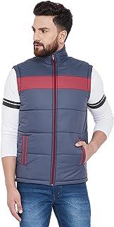 Ben Martin Men's Quilted Sleeveless Nylon Jacket