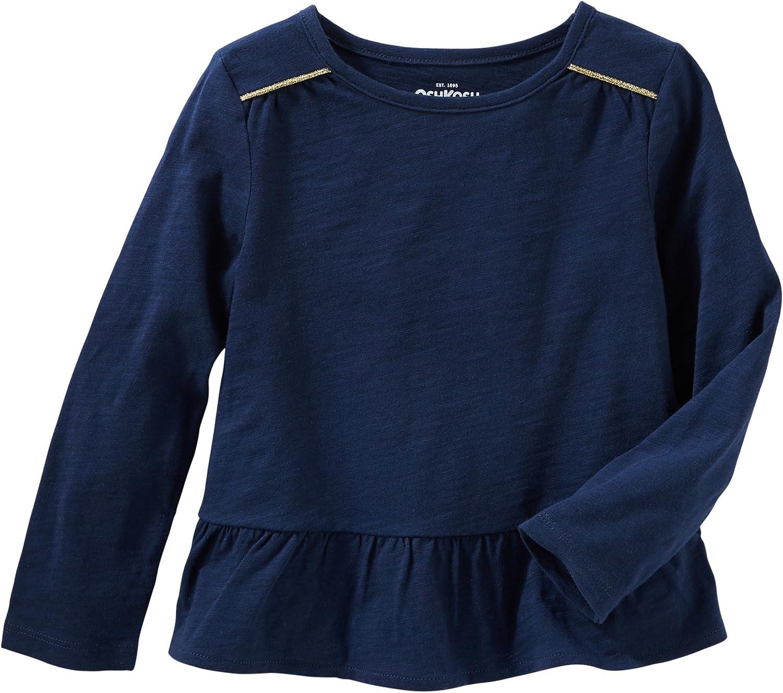 OshKosh B'Gosh Baby Girls' Long-Sleeve Knit Tunic