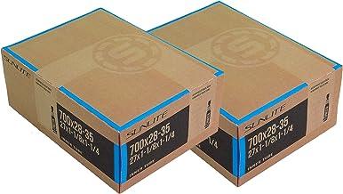 Street Fit 360 1 Pack or 2 Pack – Bike Tube, Presta Valve 700c x 28-35,..