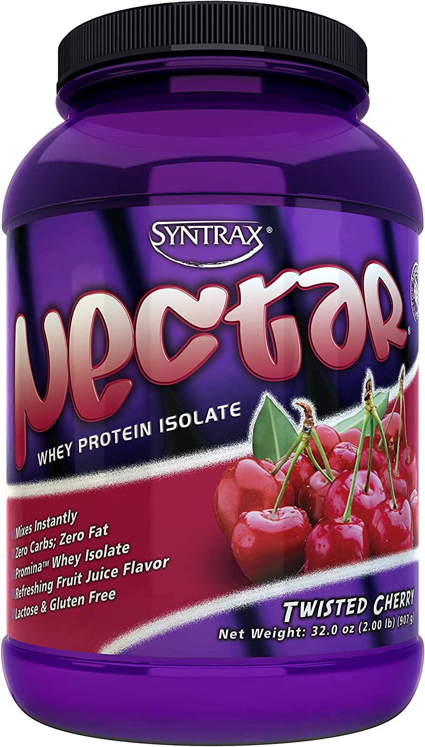 Syntrax Syntrax Nectar, Twisted Cherry, 2.0 Pounds, Twisted Cherry, 2.00, 2.00 Pound