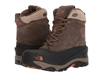 The North Face Chilkat III (Mudpack Brown/Bombay Orange) Men