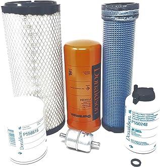Maintenance Filters Kit 4//11-9//13 Skid Steer Loader CASE//CASE IH  SR200