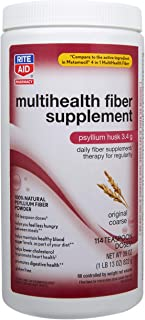 Rite Aid Multi-Health Fiber Supplement Powder - 29 oz