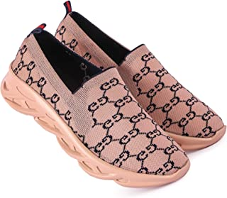 Creattoes Bellies Women and Girls Tan,Pink, Grey