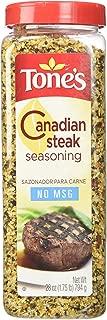 Best tones canadian steak seasoning Reviews