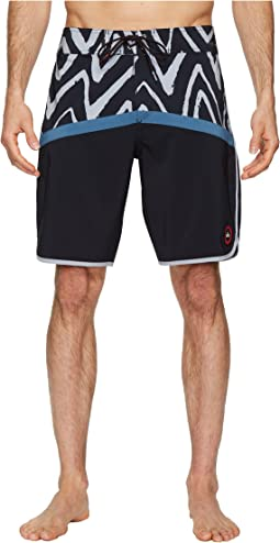 "Highline Techtonics 20"" Boardshorts"