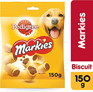 Pedigree Markies, Dog Treats, 150 gm