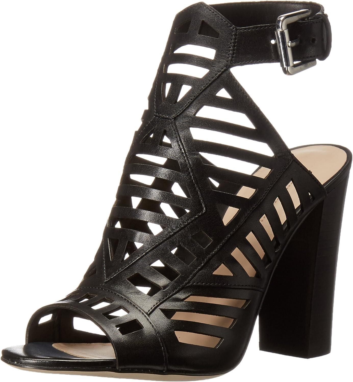 GUESS Womens Essty Platform Dress Sandal