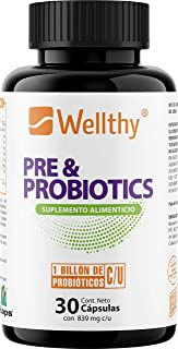 PRE & PROBIOTIC Prebiótico y Probiótico ideal para
