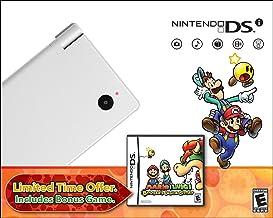 Nintendo DSi with Mario & Luigi Bundle - White [video game]