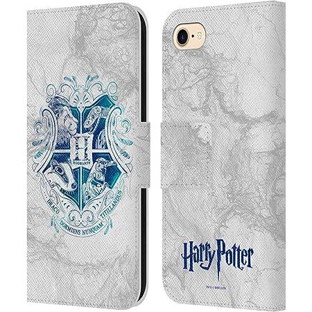 Head Case Designs Offiziell Zugelassen Harry Potter Hogwarts Aguamenti Deathly Hallows Ix Leder Brieftaschen Handyhülle Hülle Huelle Kompatibel Mit Apple Iphone 7 Iphone 8 Iphone Se 2020 Elektronik