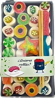 Sushi de chuches XXL. Quieres Rollito.