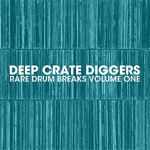 Rare Drum Breaks Volume One by Deep Crate Diggers on Amazon
