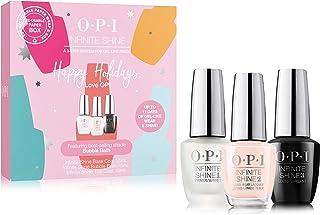 OPI Infinite Shine Bubble Bath Trio, Pink