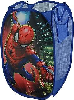 Marvel Spiderman Pop Up Laundry Bin, Red