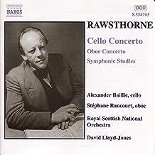 Rawsthorne: Cello Concerto / Oboe Concerto / Symphonic Studies