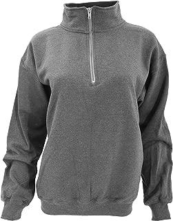 Gildan Adult Vintage 1/4 Zip Sweatshirt Top