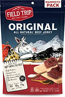 Best field trip all natural beef jerky, original no. 3 Reviews