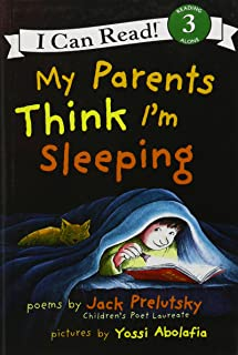 My Parents Think I'm Sleeping (I Can Read, Level 3)