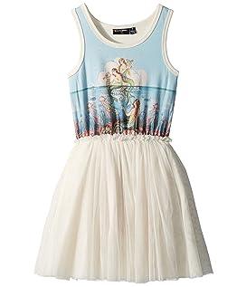Little Mermaids Singlet Circus Dress (Toddler/Little Kids/Big Kids)