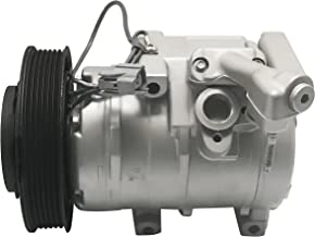 RYC Remanufactured AC Compressor and A/C Clutch IG327 (ONLY Fits 2003-2007 Honda Accord and Acura TL. DOES NOT FIT Honda Odyssey, Ridgeline, and Pilot and Acura MDX)