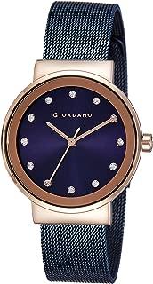 Giordano Analog Blue Dial Women's Watch - A2047-66