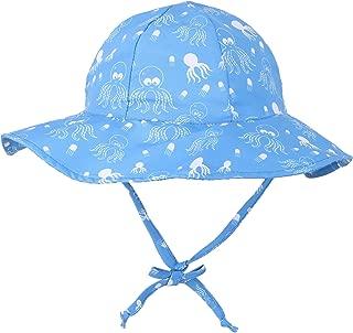 Children's 50+ SPF UV Protective Wide Brim Bucket Sun Hat