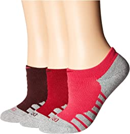 Everyday Max Cushion No Show Training Socks 3-Pair Pack