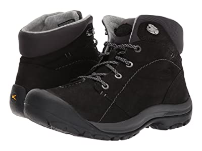 Keen Kaci Winter Mid Waterproof (Black/Magnet) Women