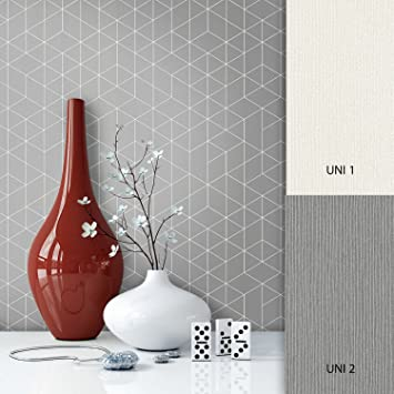 A S Creation Vliestapete Linen Style Tapete 11