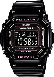 [カシオ] 腕時計 ベビージー 電波ソーラー BGD-5000-1JF ブラック