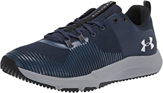 Under Armour Charged Engage, Cross Trainer Uomo, Academy Steel Metallic Silver 401, 48.5 EU