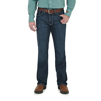 Wrangler Flame Resistant 20X Slim Boot Jeans Men