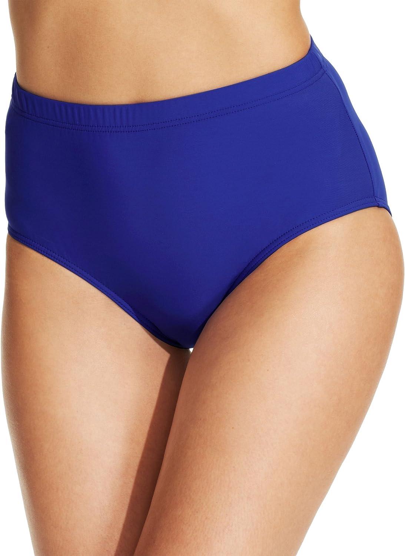 Swim Solutions Free shipping New Women's High Brief OFFicial shop Bottom Waist