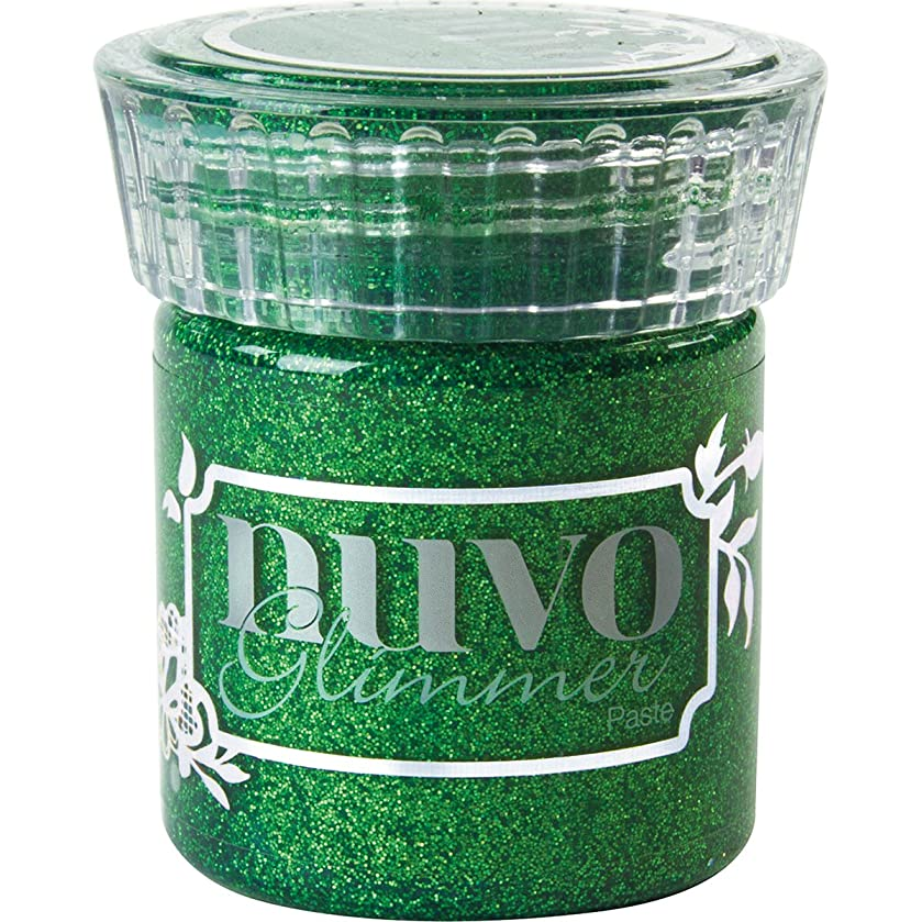 TONIC STUDIOS 955N Nuvo Glimmer Paste-Emerald Green