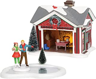Department 56 Snow Villages Holiday Skating Party - Set