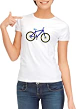 bicycle beautiful t-shirt for school