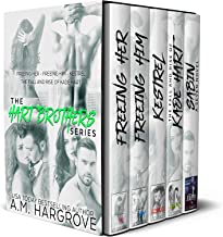 The Hart Brothers Series Box Set (A Romantic Suspense): Includes Freeing Her, Freeing Him, Kestrel, The Fall and Rise of Kade Hart, Sabin: A Seven Novel