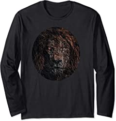 Lion Watch Long sleeve T-shirt