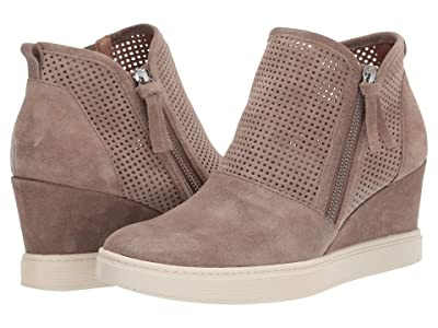 Sofft Bellview (Light Taupe Cow Suede) Women