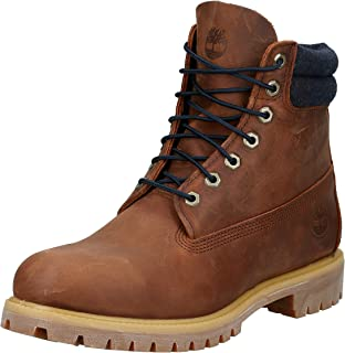 TIMBERLAND 6 In Double Collar Boot, Men's Boots