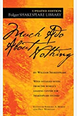 Much Ado About Nothing (Folger Shakespeare Library) Kindle Edition