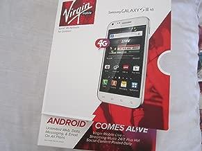 Samsung Galaxy S II 16GB SPH-D710 White - Virgin Mobile