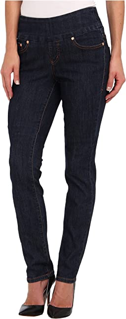 Jag Jeans Malia Pull-On Slim in Dark Shadow