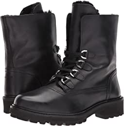 Dolce & Gabbana Kids - Lace-Up Boot (Big Kid)