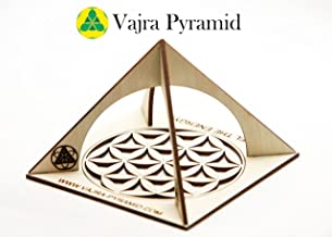 Plywood Pyramid - Energy Generator - REIKI HEALING - LARGE & POWERFUL! Add Yours to Cart Now!